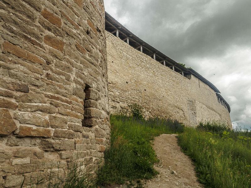 Южная стена.