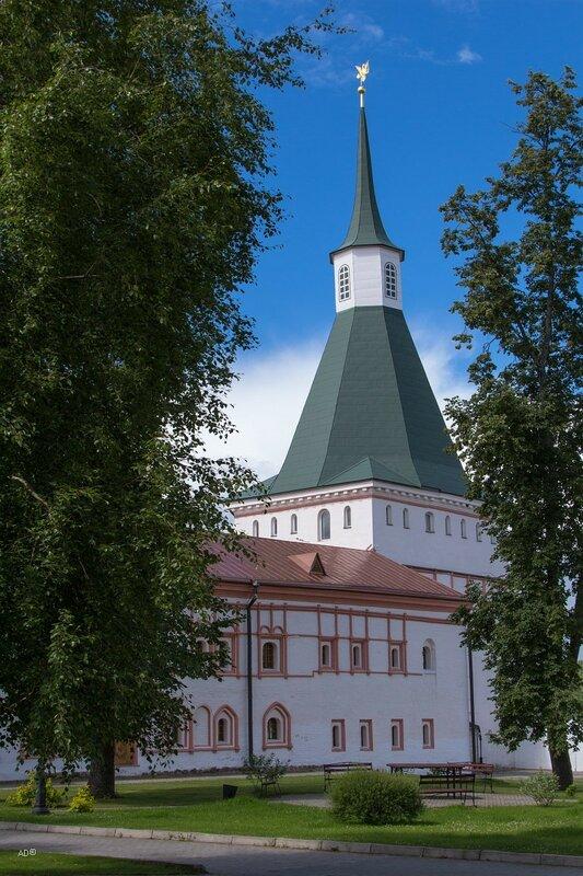 Иверский монастырь