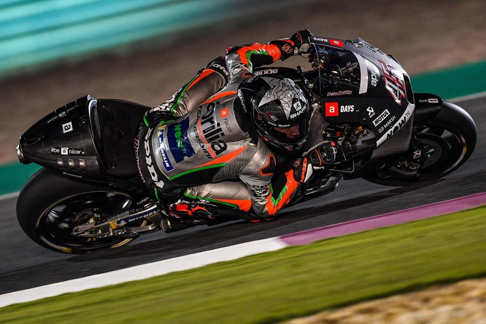 Результаты последнего дня тестов MotoGP 2018 в Катаре