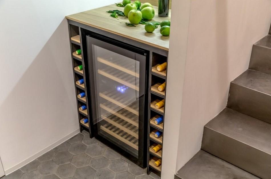 винные шкафы ColdVine в Краснодаре, купить недорогой винный шкаф в Краснодарском крае