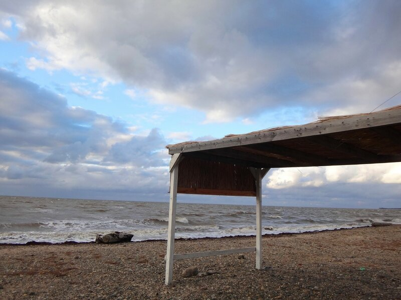 У моря ... На финише октября, в городе у моря Азовского. (66).JPG