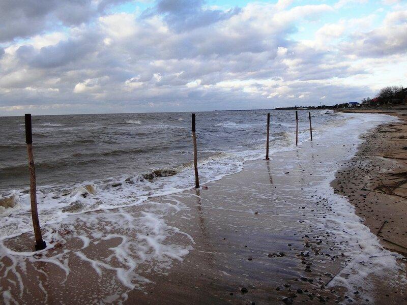 У моря ... На финише октября, в городе у моря Азовского. (94).JPG