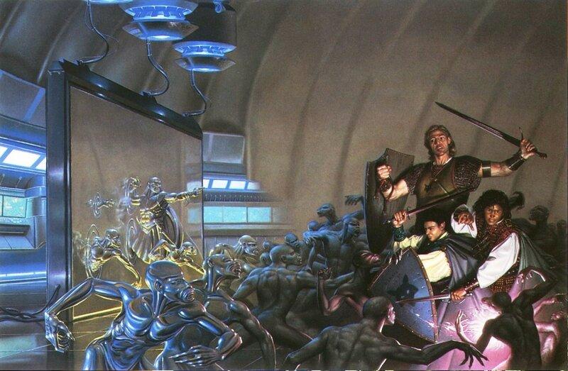 Картина Донато Джанкола (Donato Giancola) американского художника-иллюстратора жанра научной фантастики и фэнтези (72).jpg