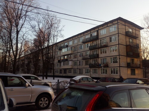 Будапештская ул. 43к3