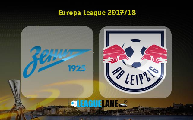 Зенит – Лейпциг (15.03.2018) | Лига Европы 2017/18
