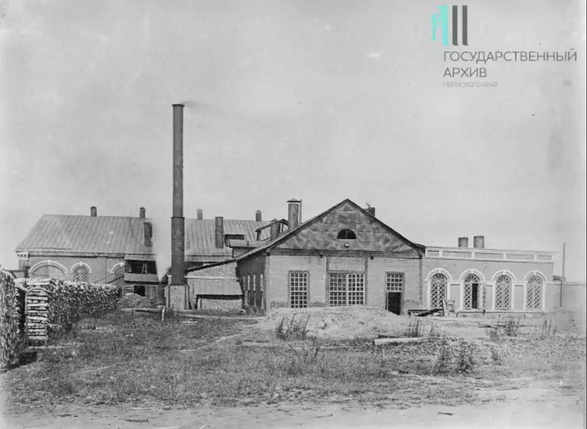 Старая чугуннолитейная и меднолитейная фабрика