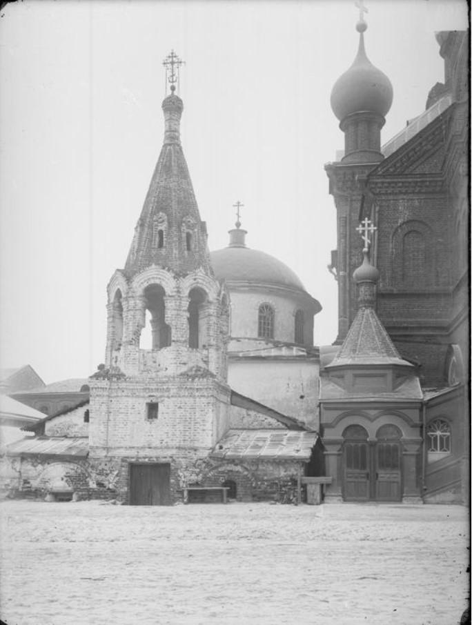 Общий вид церкви Козьмы Домиана