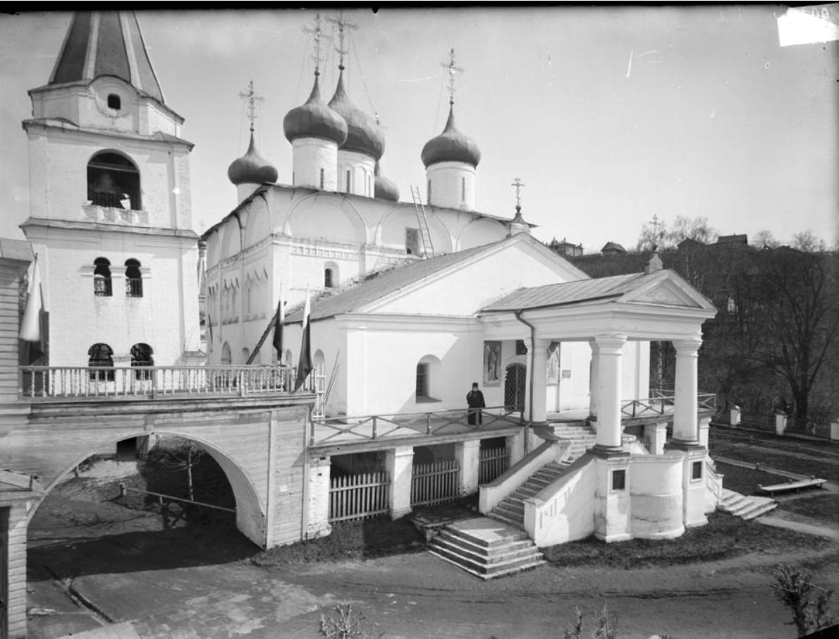 Печерский монастырь. Вознесенский собор. Общий вид