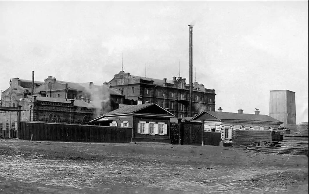 Алексеевские мельницы
