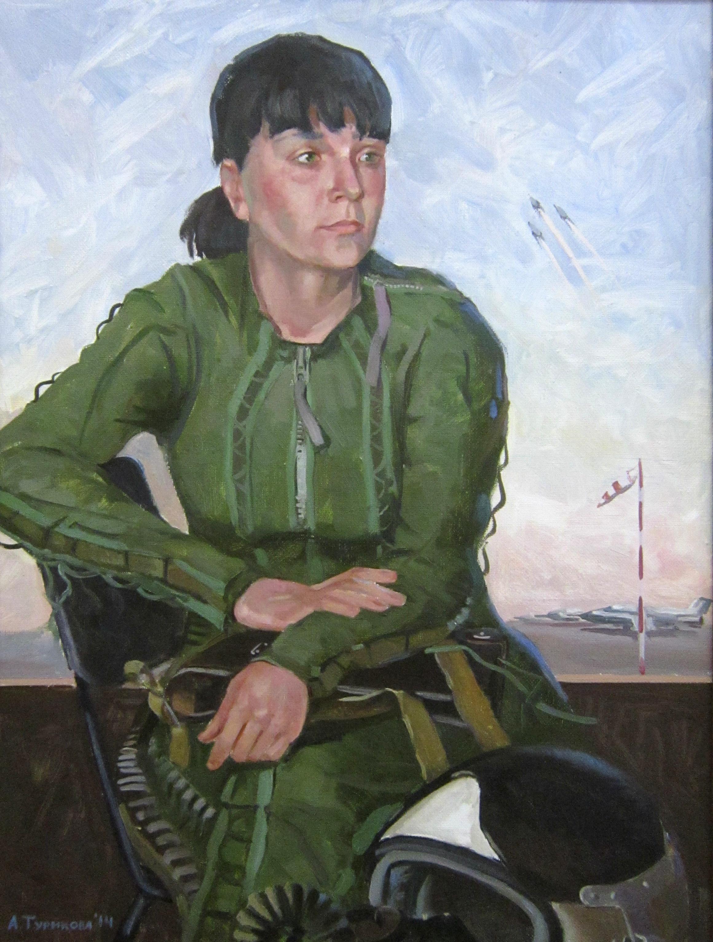 Анна Владимировна Турикова (род. в 1991 году). Алёнушка. 2014 год.