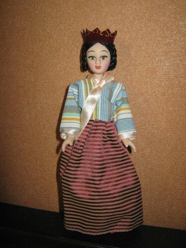 Куклы в Костюмах Народов Мира №40 - Южная Корея
