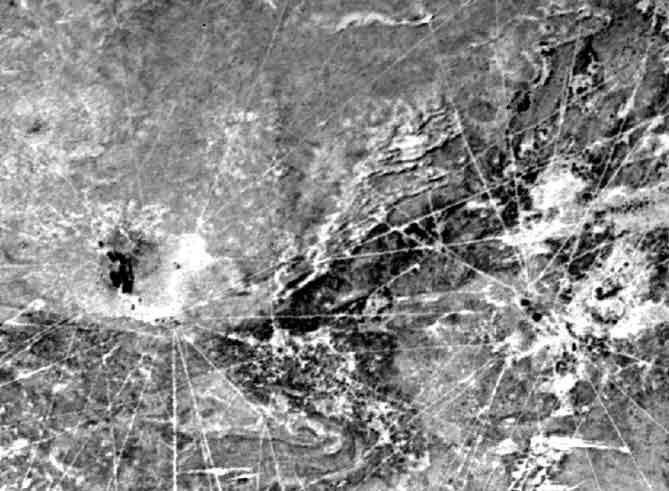 Сахамские линии – грандиозный геоглиф в Боливии