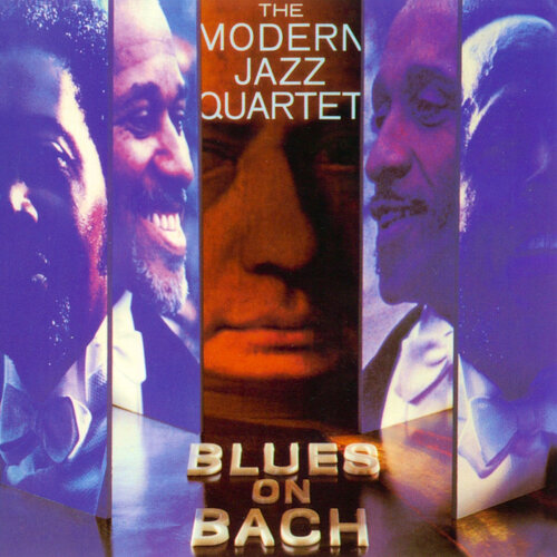 The Modern Jazz Quartet - Blues on Bach (1973) FLAC