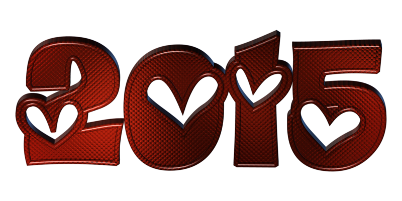 3D lettering on transparent background 2015 by DiZa (6).png