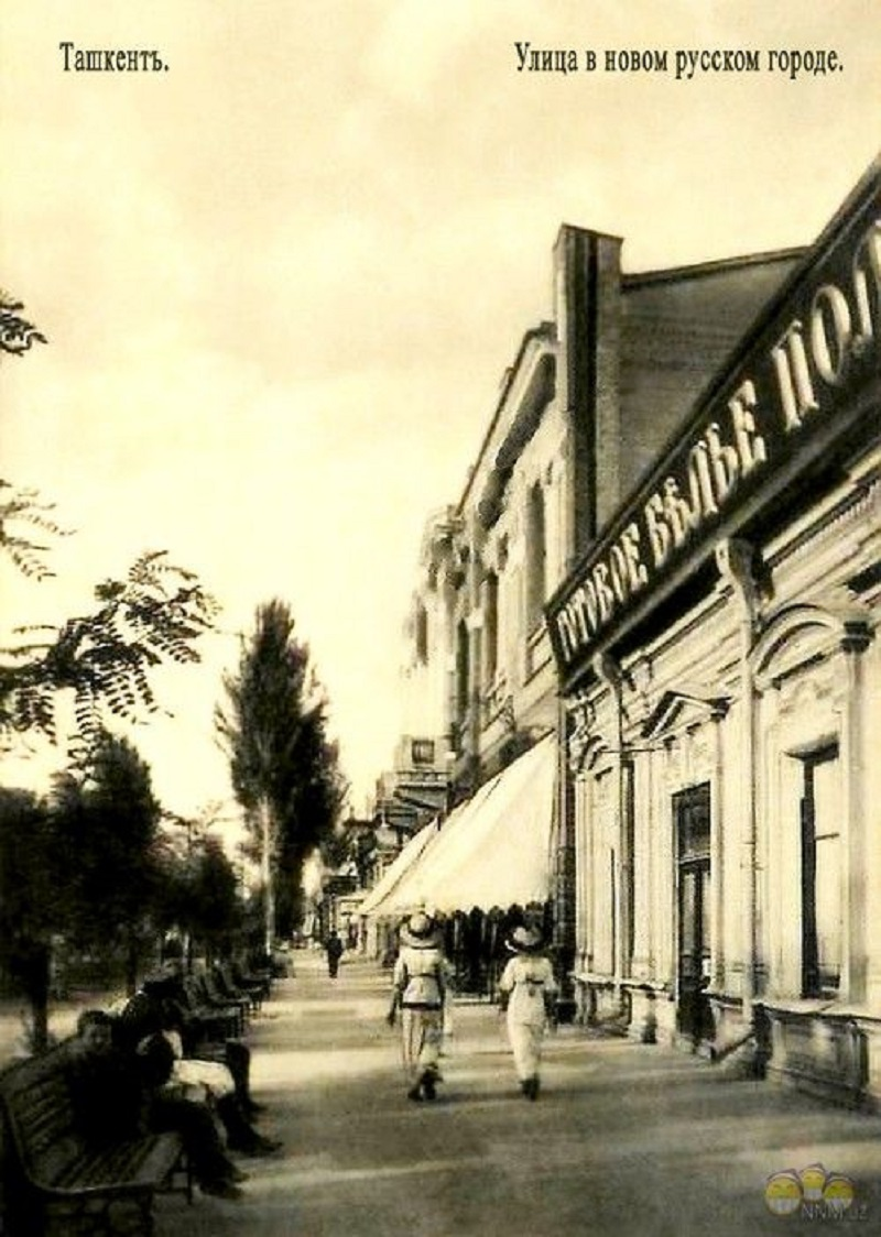 64. Улица в новом русском городе.jpg