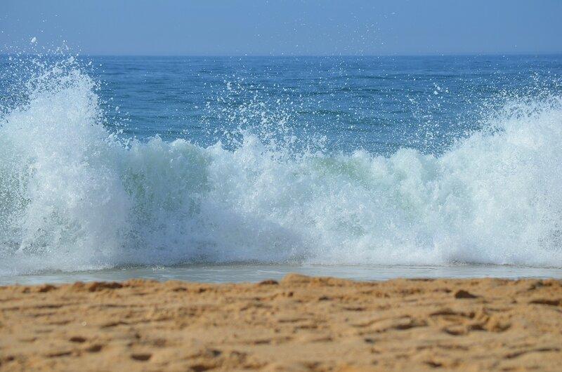 морская стена