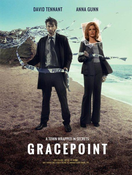 Грейспойнт / Gracepoint (1 сезон/2014/WEBDLRip)
