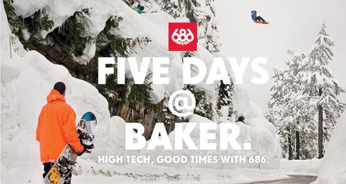 Эдит от 686 – Пять дней на горе Бэйкер