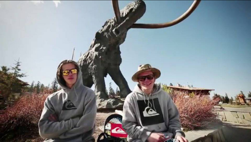 Usa Quiksilver Trip. Dream of California. Video-Blog 1