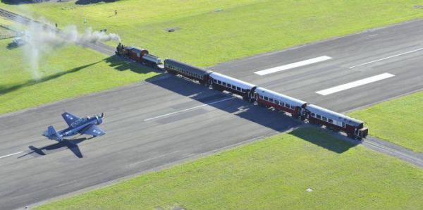 ПДД самолет и поезд