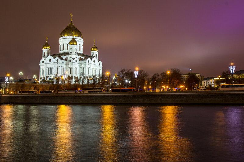 Ночь, Москва-13