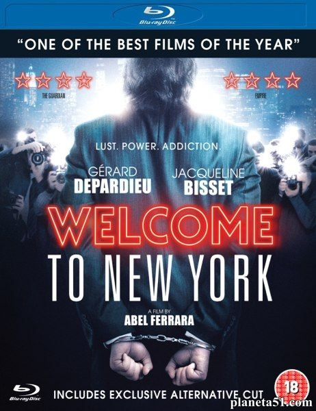 ����� ���������� � ���-���� / Welcome to New York (2014/HDRip)