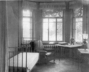 Спальня на даче А.С.Суворина.