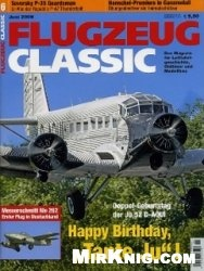 Журнал Flugzeug Classic №6 2006