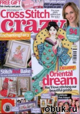 Книга Cross Stitch Crazy №142 2010