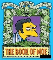 Книга The Book of Moe. The Simpsons Library of Wisdom