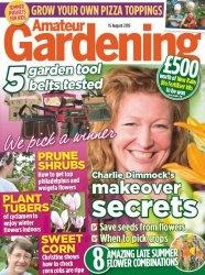 Amateur Gardening 15 August 2015