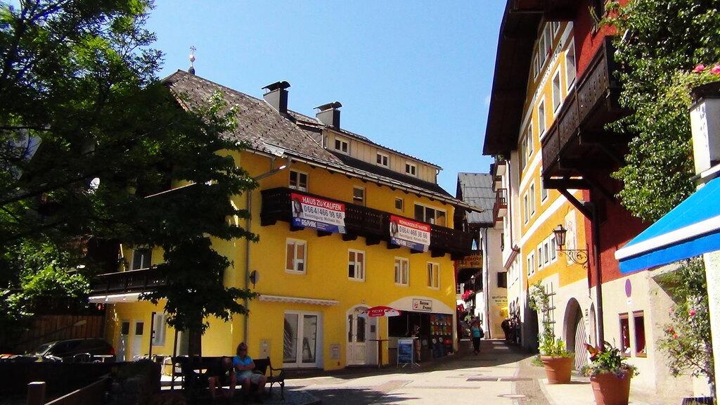 Альпийский автопробег с Сусаниным (часть 11-я) В Санкт-Вольфганге-им-Зальцкаммергут