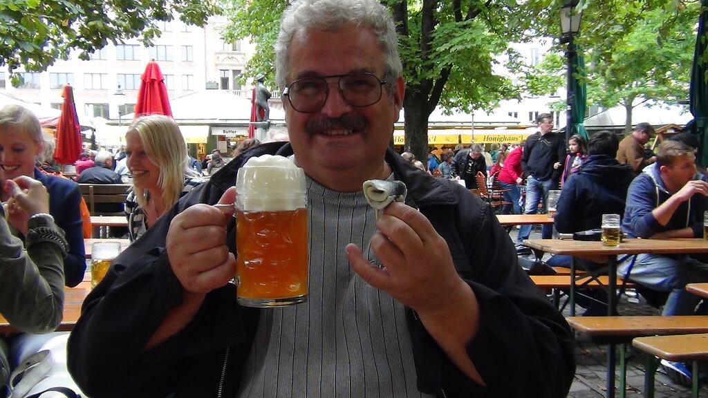 Альпийский автопробег с Сусаниным (часть 12-я, последняя)  В Мюнхене