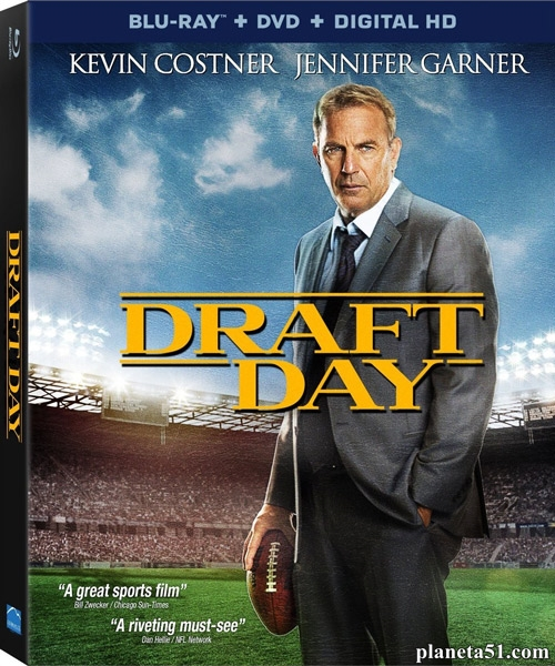 День драфта / Draft Day (2014/BDRip/HDRip)