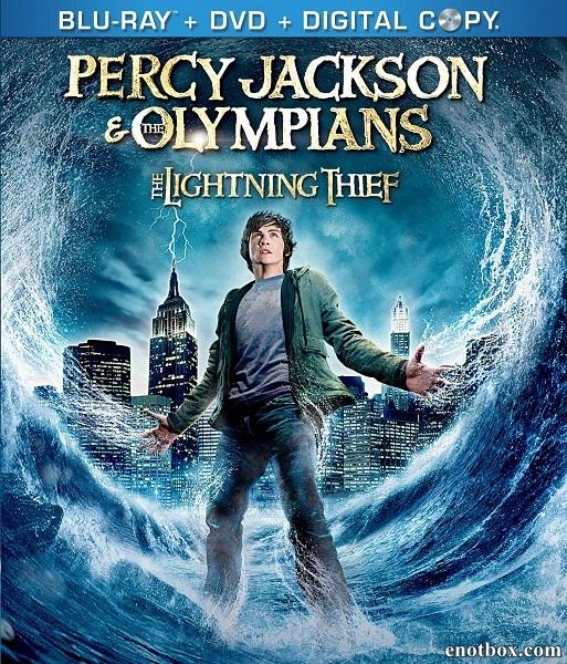 Перси Джексон и похититель молний / Percy Jackson & the Olympians: The Lightning Thief (2010/BDRip/HDRip)
