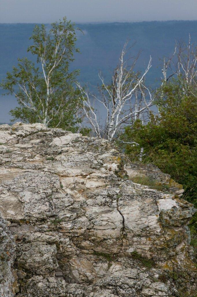 Скала, гора Стрельная, Жигули