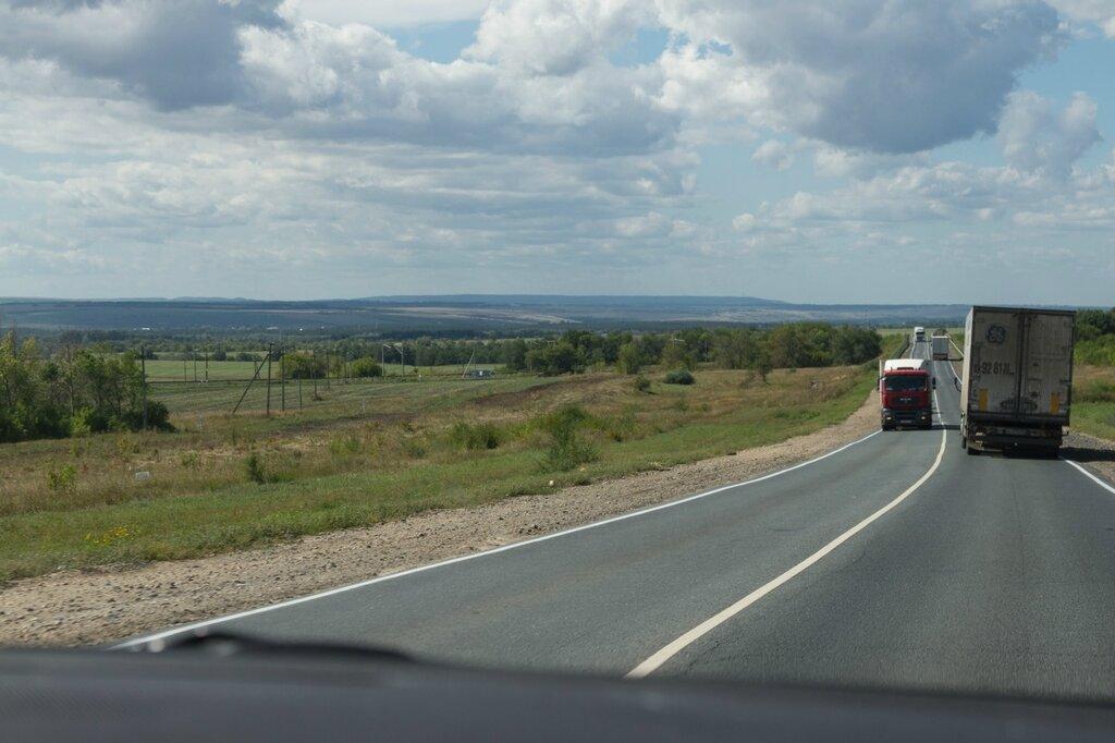 Ульяновская область, М-5