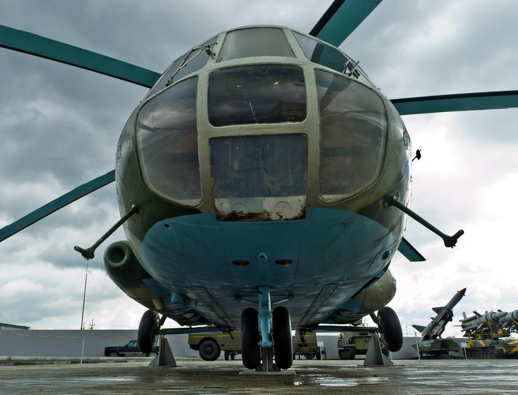 9. Музей под открытым небом. Прилетит вдруг чародей в голубом вертолете...