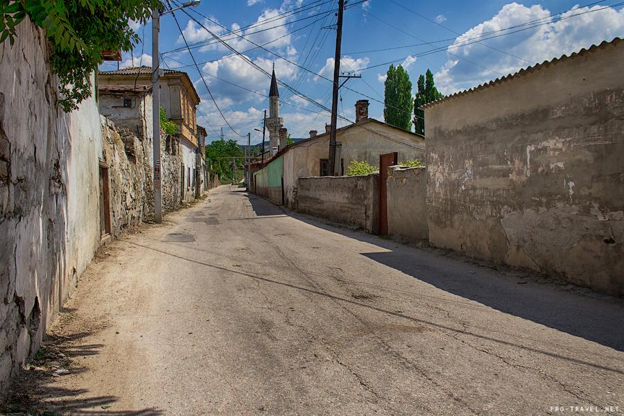 Бахчисарай. Старый город