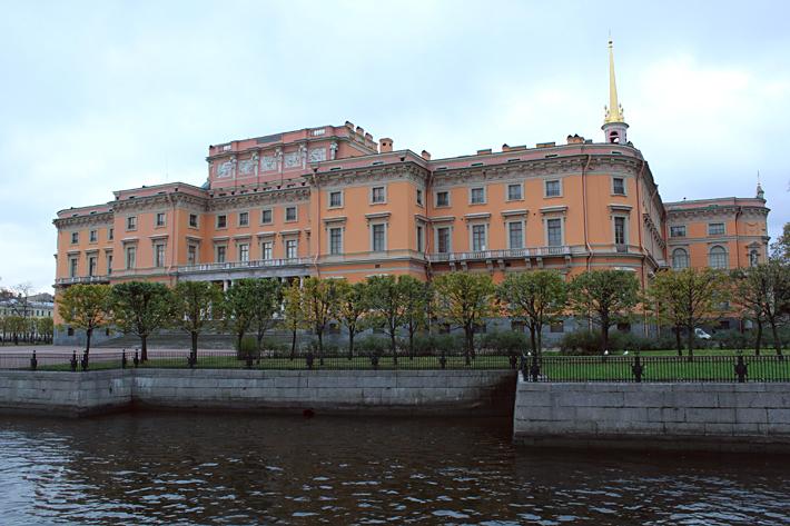 Санкт-Петербург-питер-осень-золотая осень