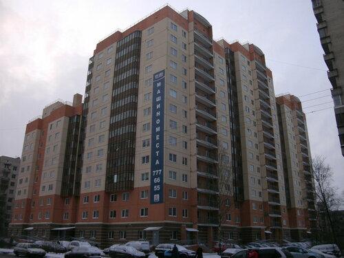 Пулковская ул. 1к2
