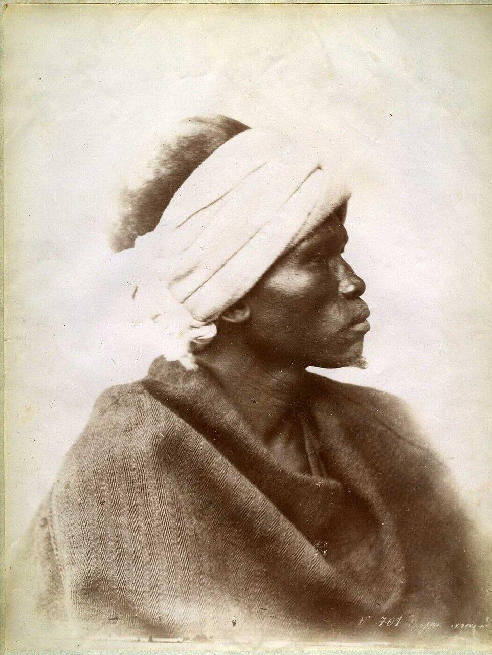 1900. Суданец.