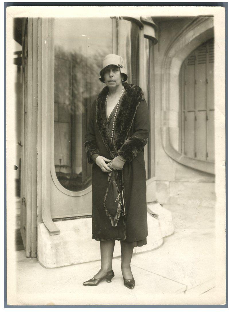 1935. Великая княгиня Мария Кирилловна