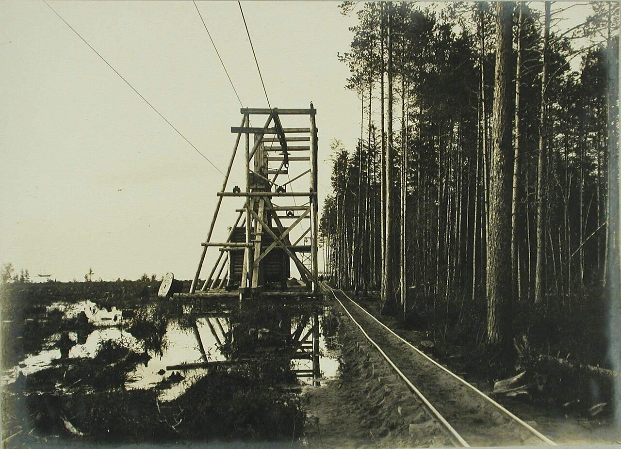 06. Вид натяжной станции