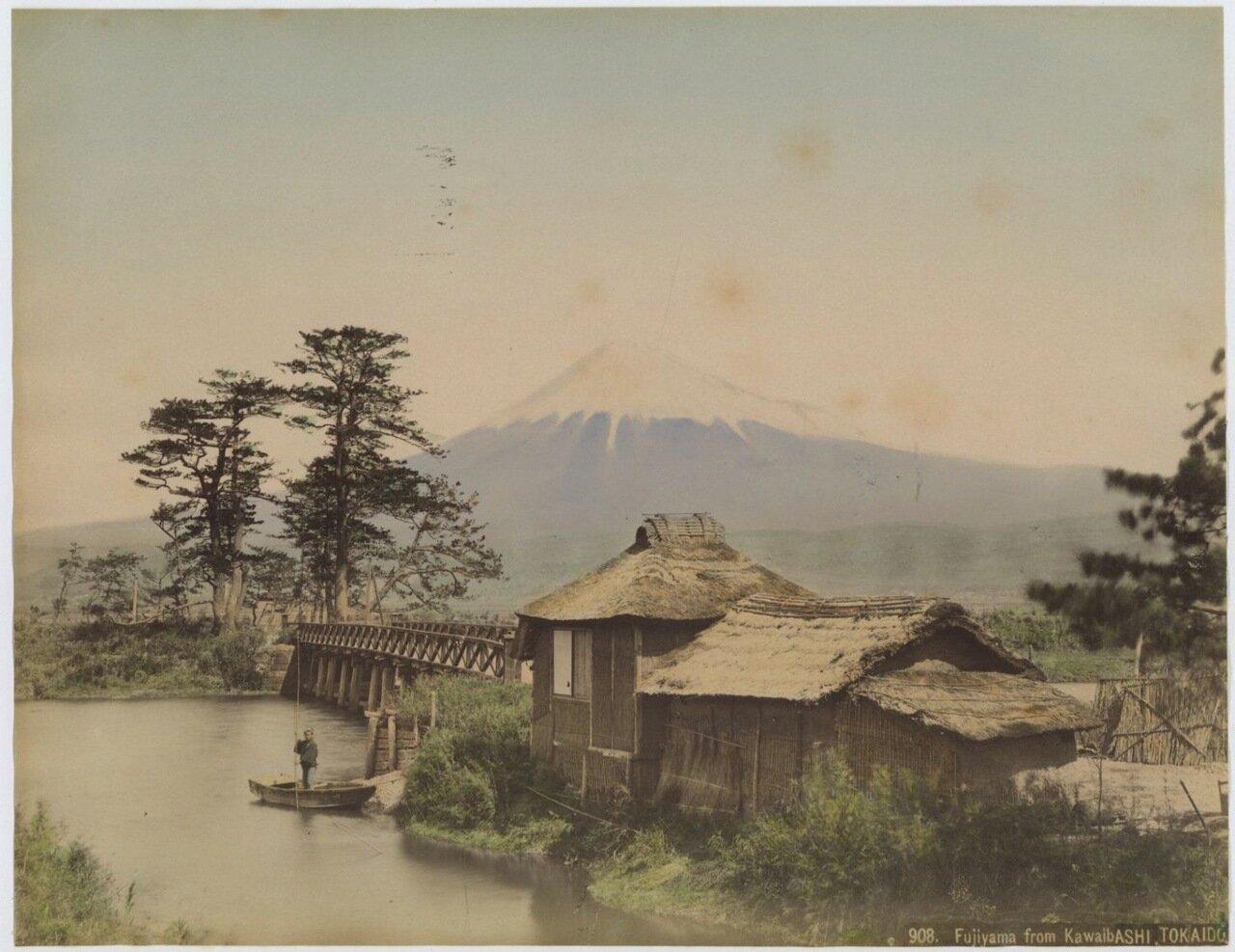 Фудзияма от Кавабаши