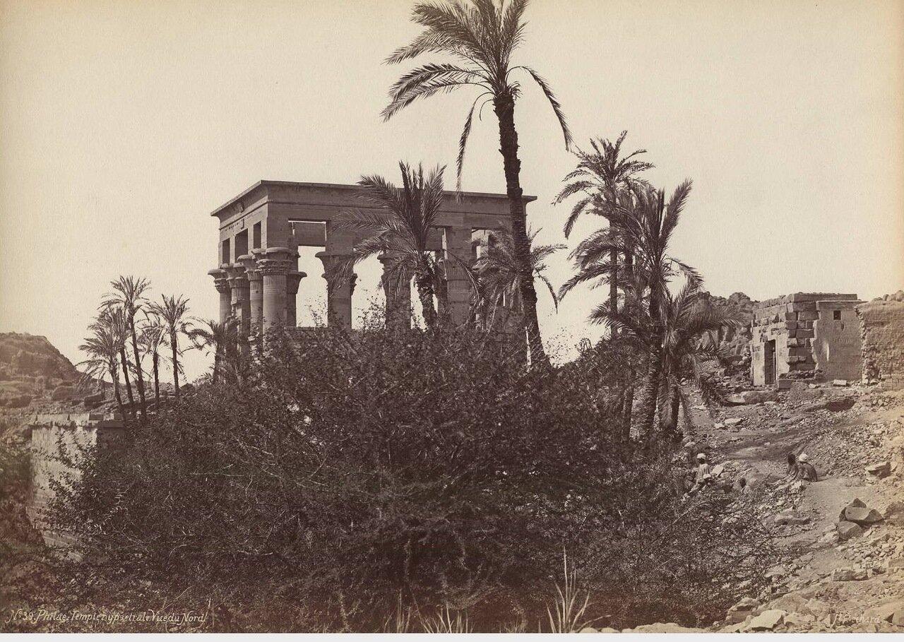 Остров Филе. Храм Нектанеба I