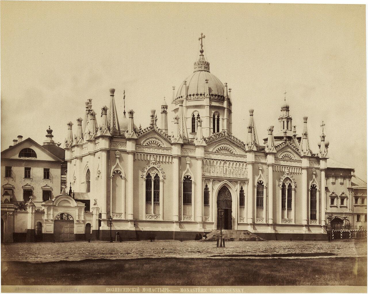 133. Вознесенский монастырь