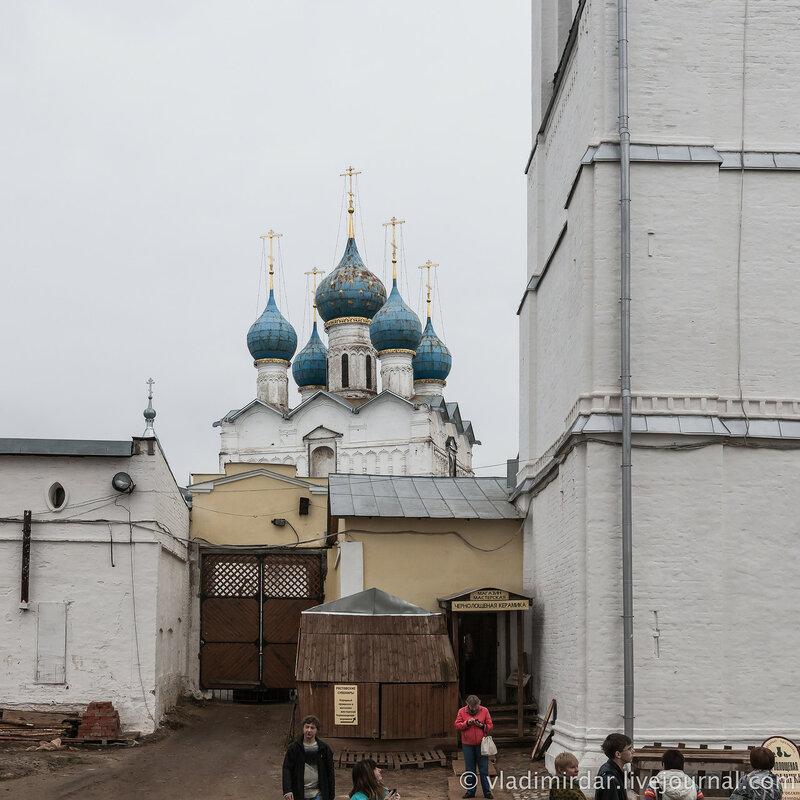 Церковь Спаса на Торгу. Ростов Великий.