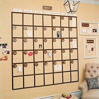 Помимо удобства в плане распорядка дня, которое этот календарь принесет...