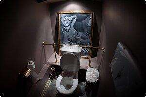 туалетные комнаты - фотосъемка малых помещений. Интерьеры